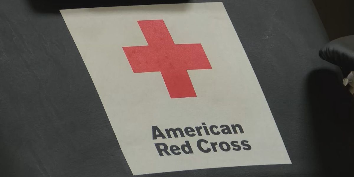 Red Cross in need of blood donations during holiday season