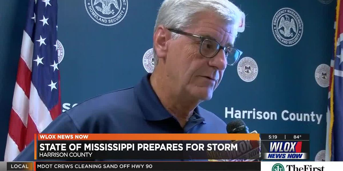 Gov. Bryant voices concerns for Gulf Coast ahead of Barry's landfall