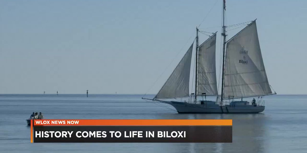Celebrating 320 years of history in Biloxi