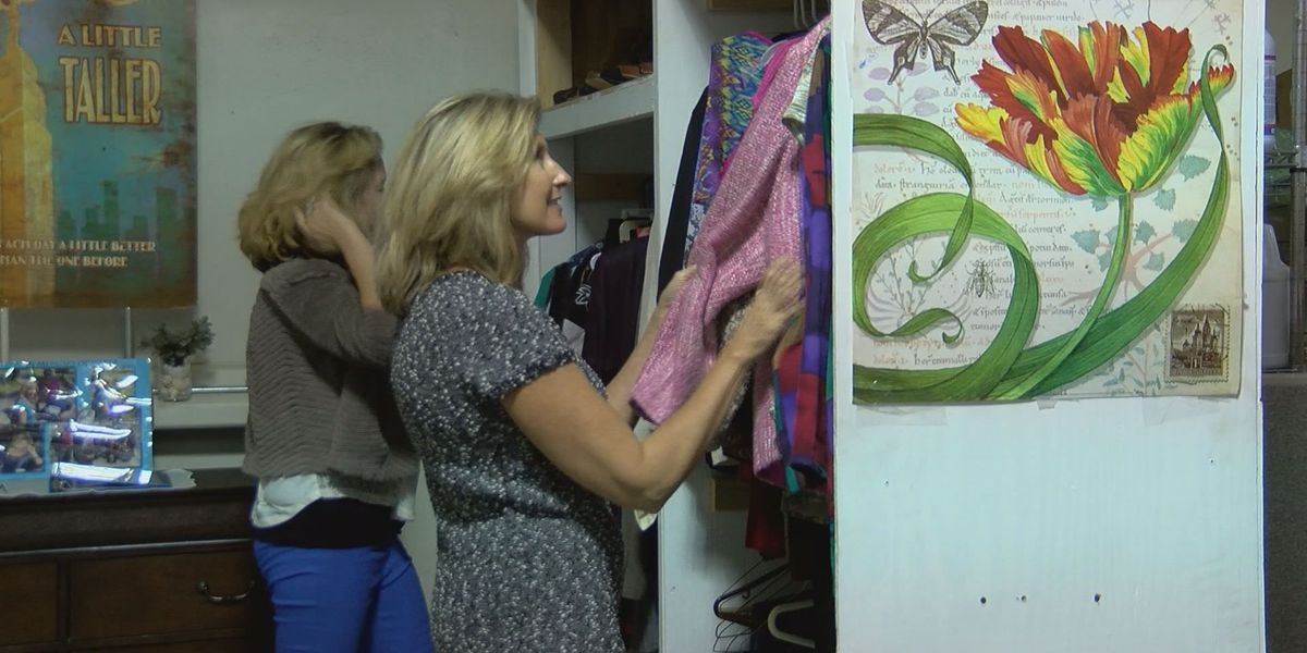 Carla's Closet offers professional clothes for those in need