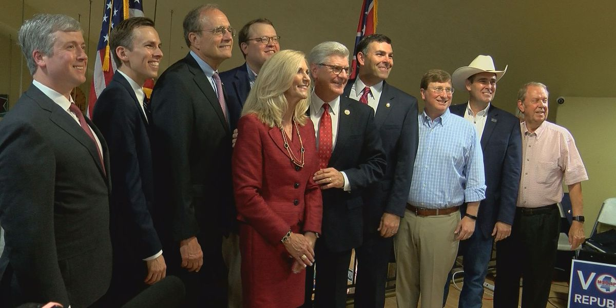 Mississippi GOP brings all statewide nominees together to campaign