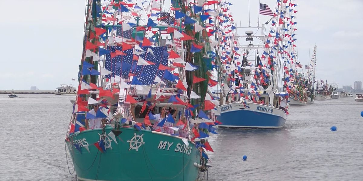 91st annual Blessing of the Fleet happening this Sunday