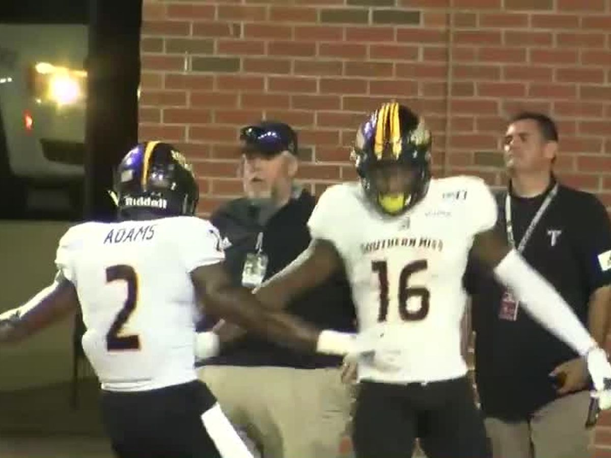 USM survives shootout with Troy, 47-42