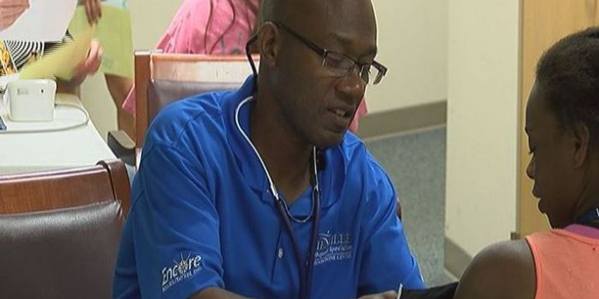Free physicals offered to coast high school athletes