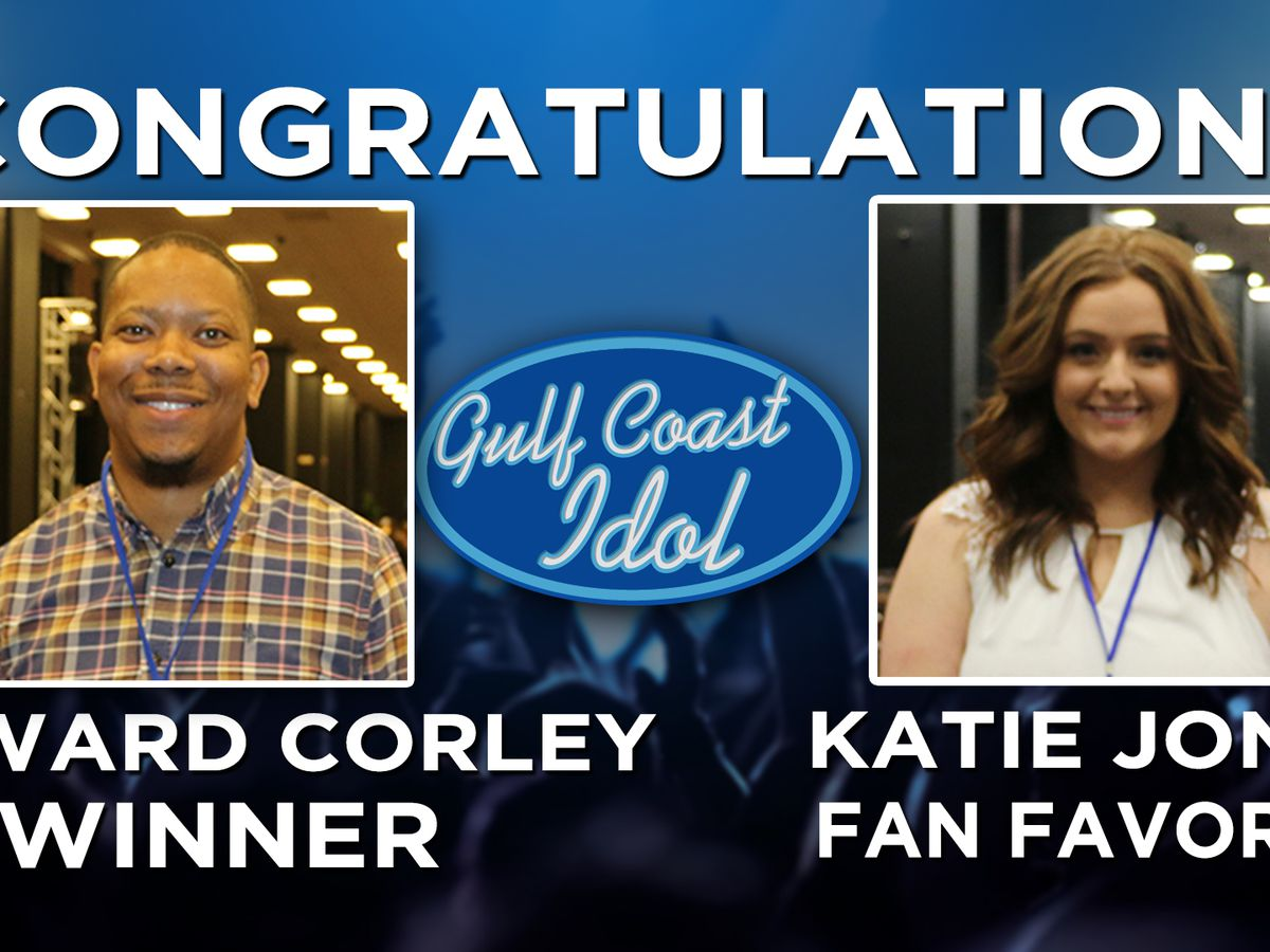 And the next Gulf Coast Idol is...