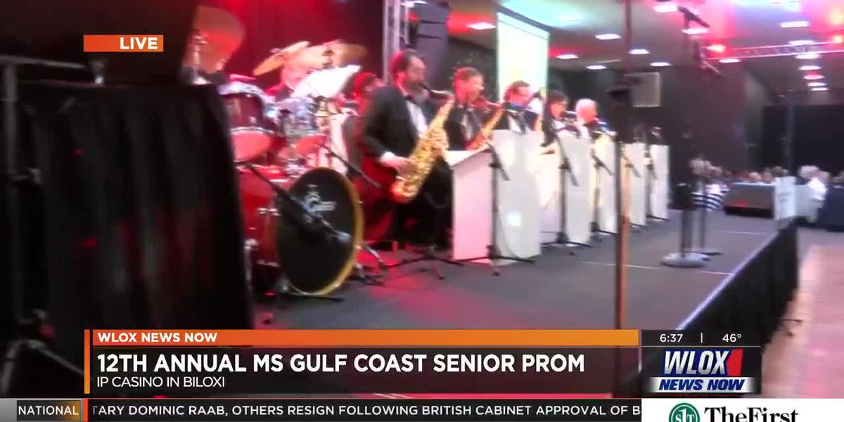 LIVE REPORT: 12th Annual MS Gulf Coast Senior Prom