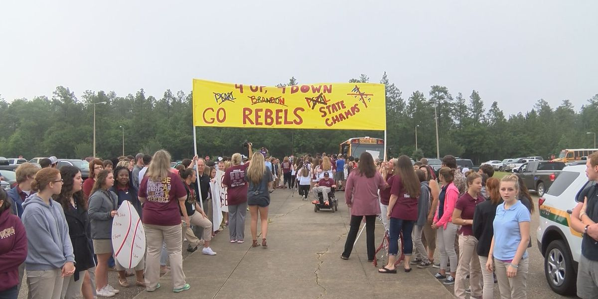 George County community sends baseball team to championship in full fanfare fashion