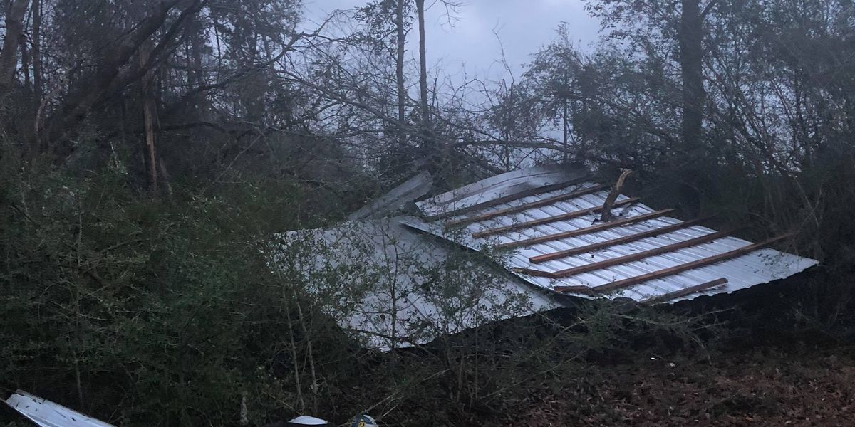 NWS confirms tornado touched down in Greene County