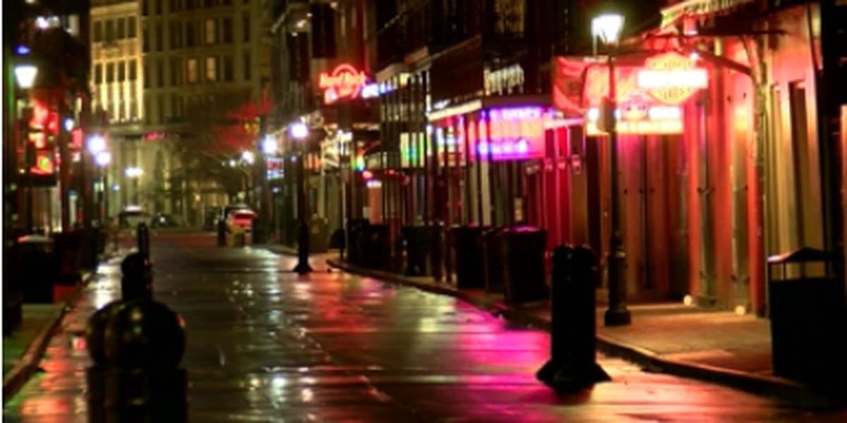 COVID-19 pandemic may lead to changes in the French Quarter