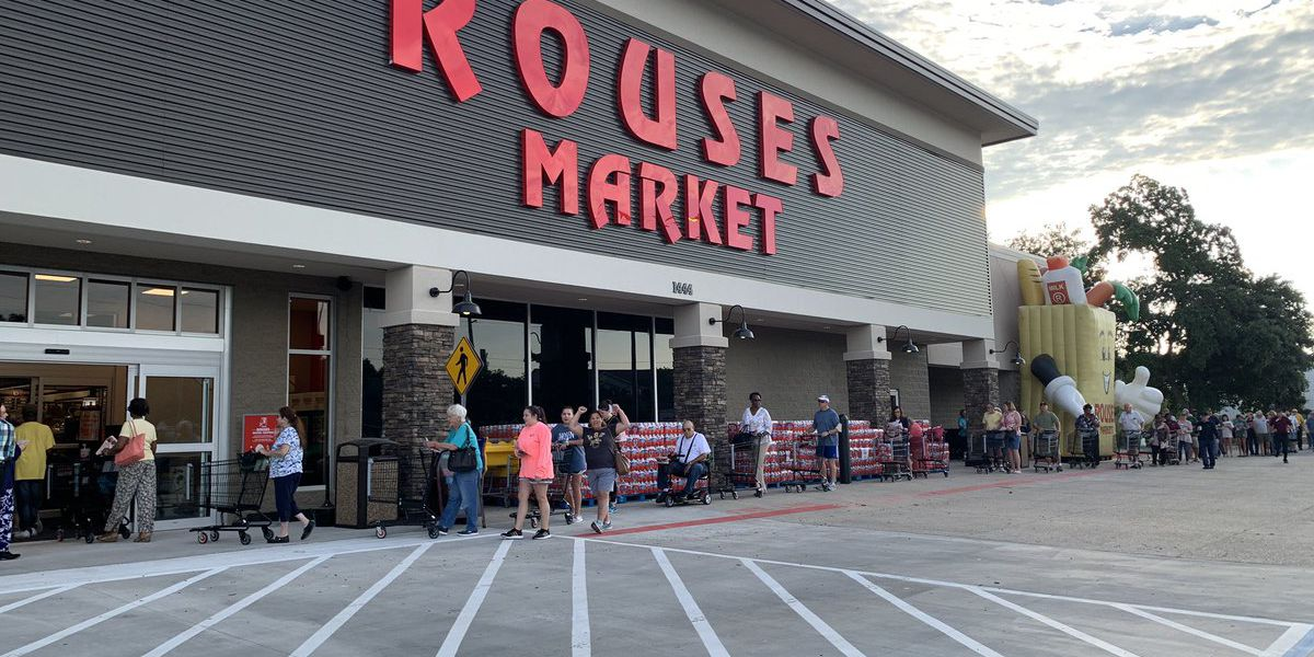 Grand opening of Gulfport Rouses draws in thousands of shoppers