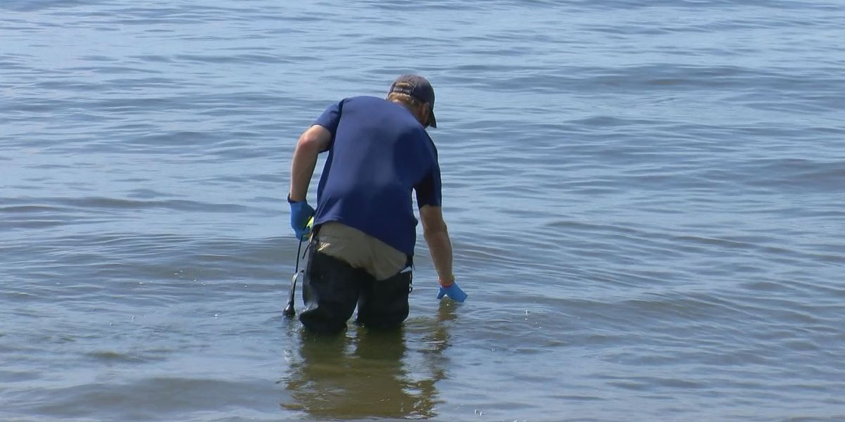 MDEQ continues water sampling in Mississippi Sound