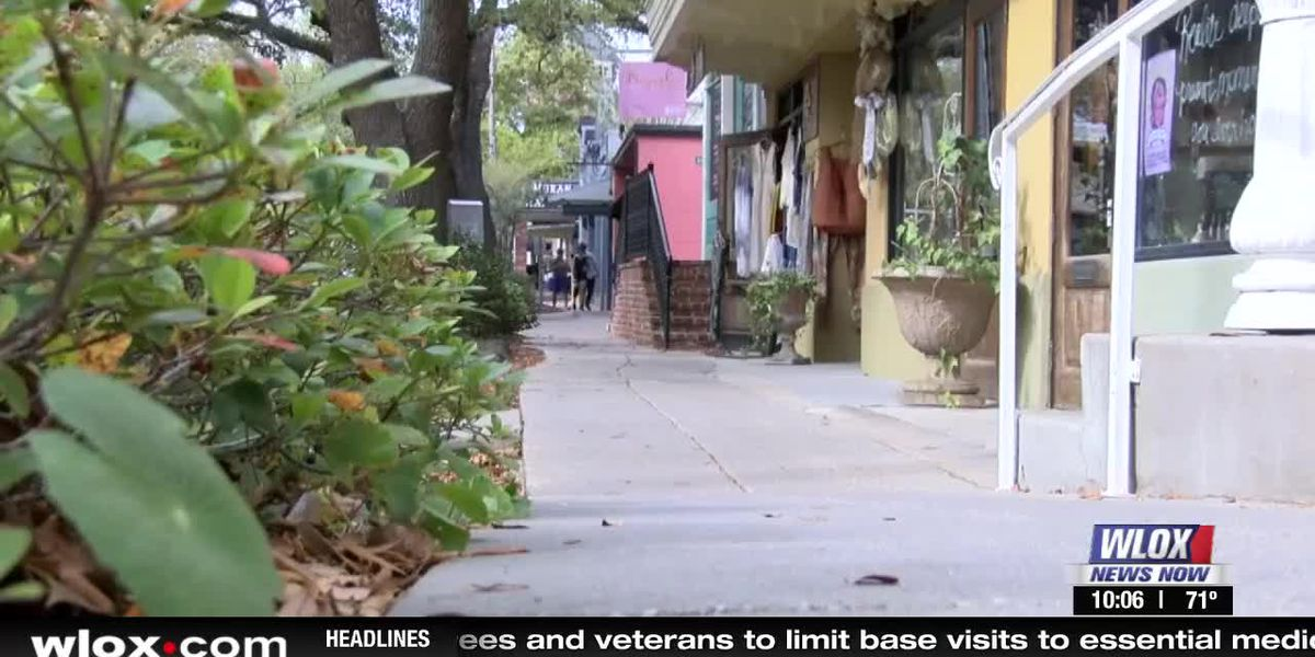 Ocean Springs businesses downtown finding creative ways to still serve customers