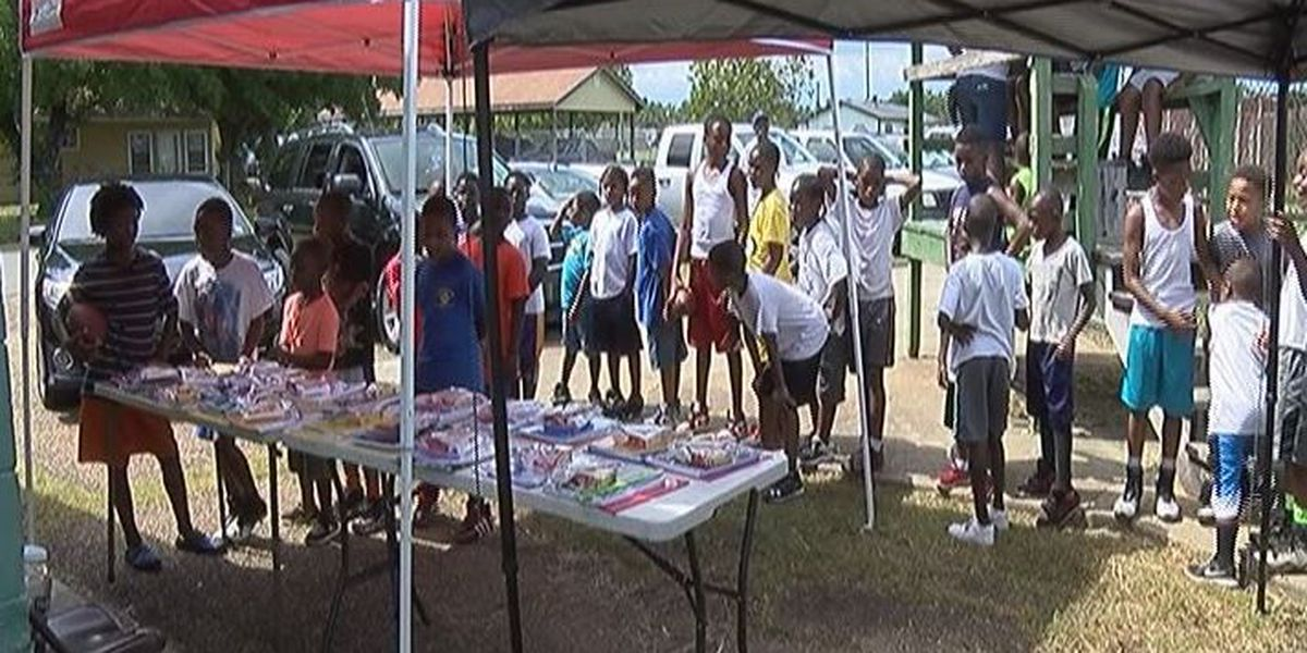 Youth league offers more to students than just football