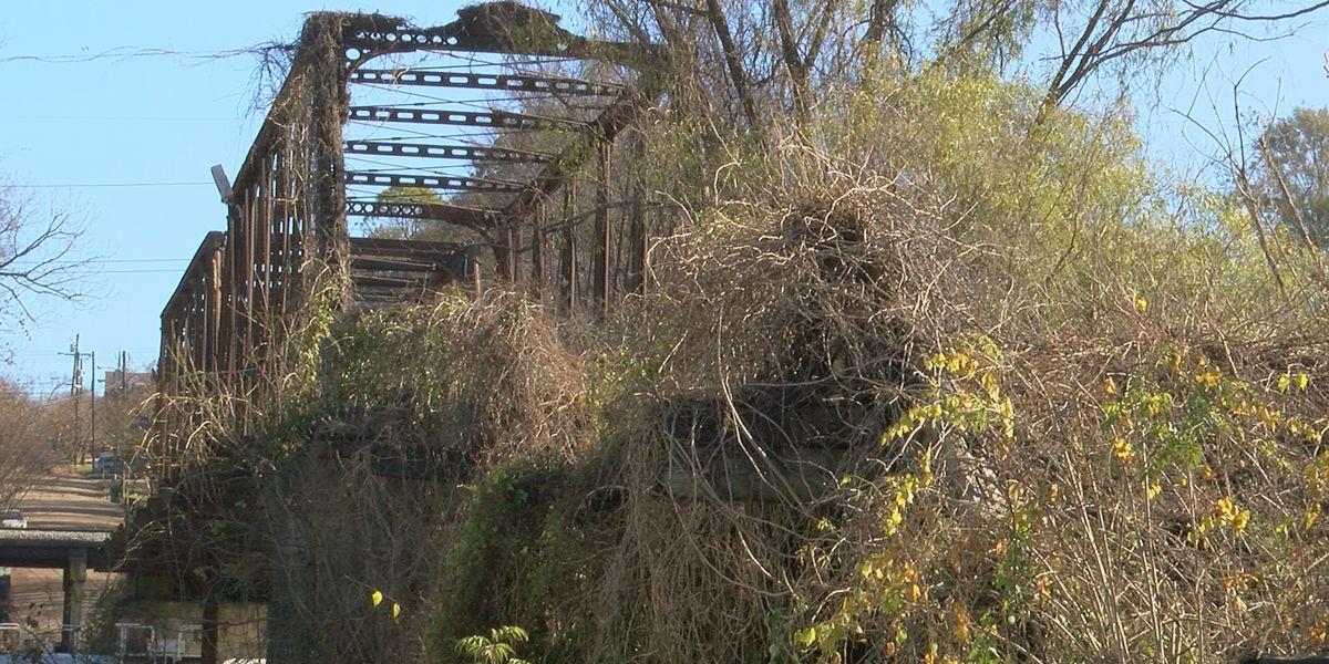 Vicksburg leaders working to save state's oldest bridge from demolition