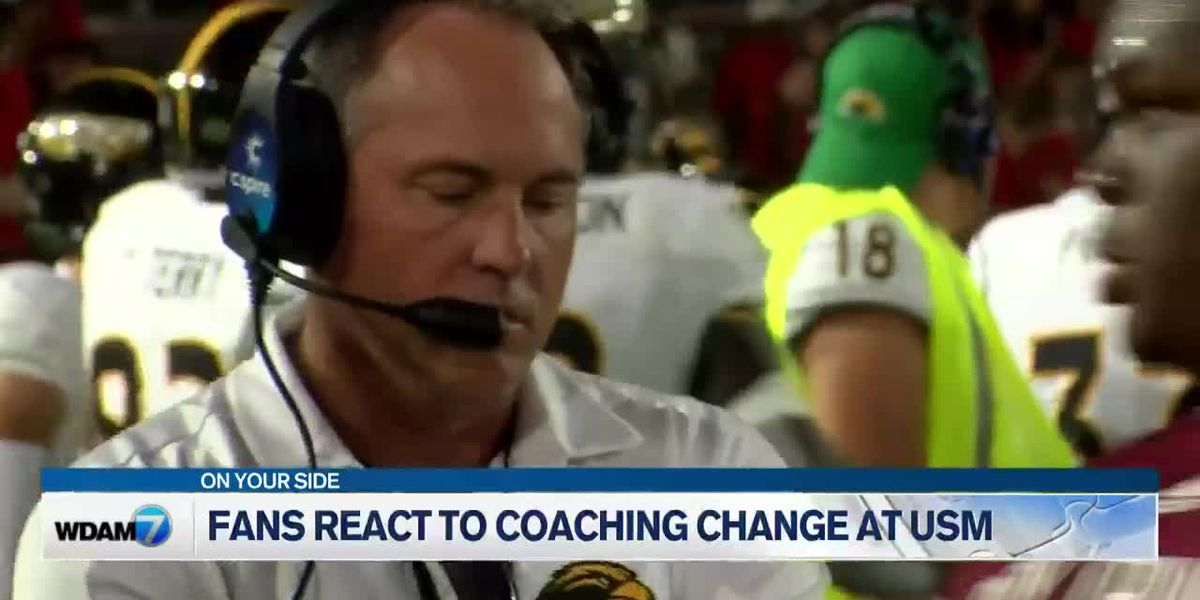 Southern Miss students react to football coaching change