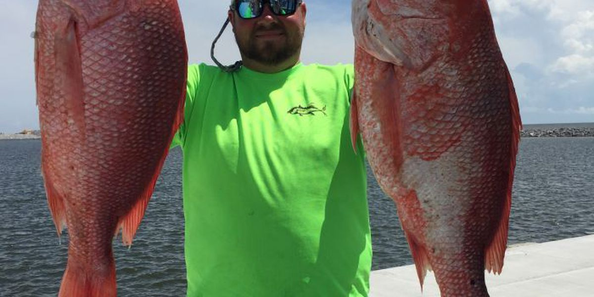 Solid start to Red Snapper Season