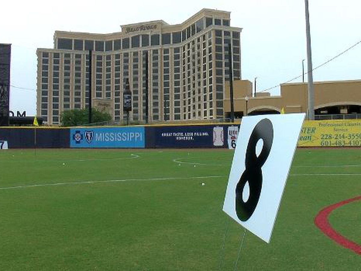 MGM Park becomes nine-hole golf course in the wake of canceled baseball season