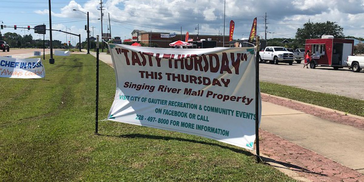'Tasty Thursday' serves popcorn, ice cream, burgers, tacos and more!