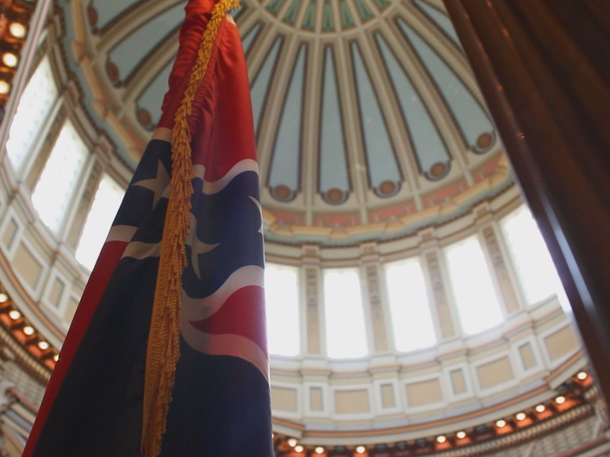 'We're not losing history': Coast legislators celebrate bipartisan bill to retire state flag