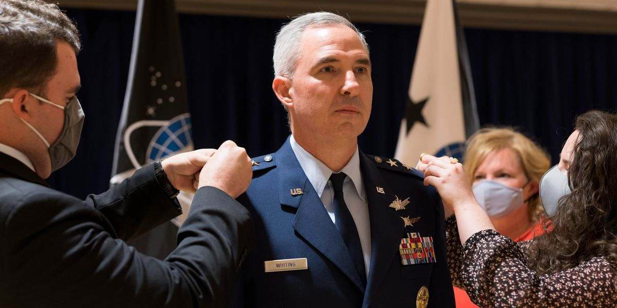 Ocean Springs native named commander of Space Force first field command