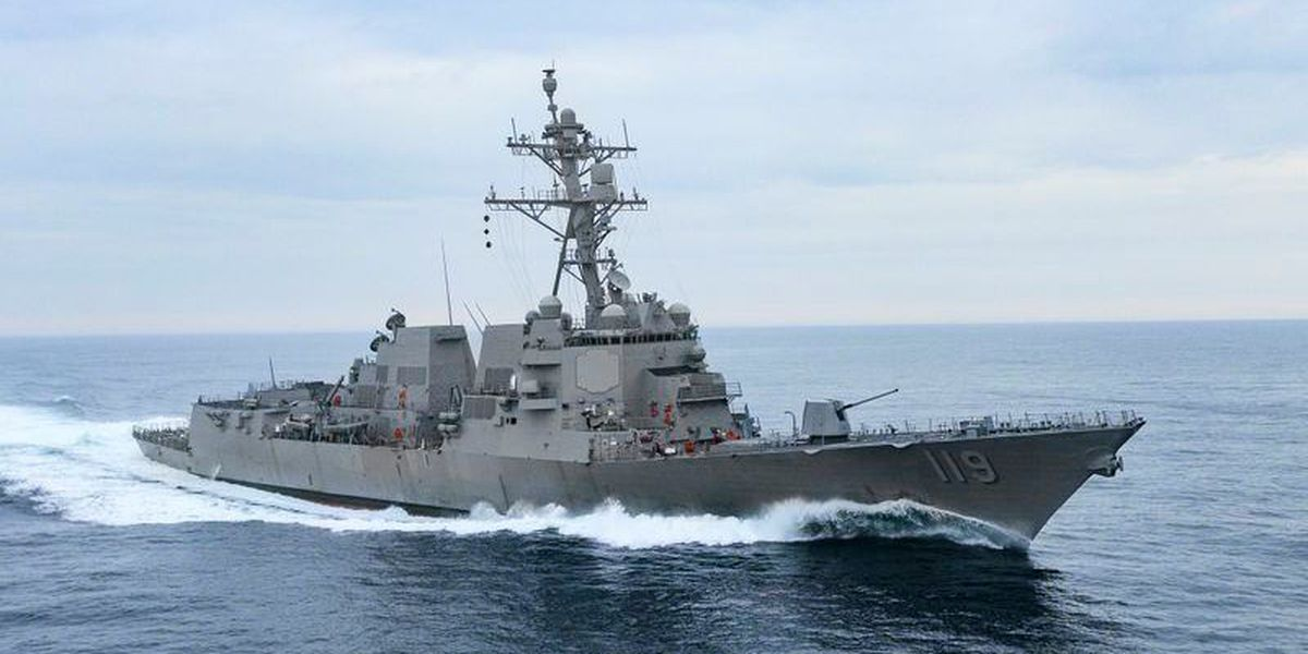 Ingalls awarded $936M contract for new Arleigh Burke class destroyer