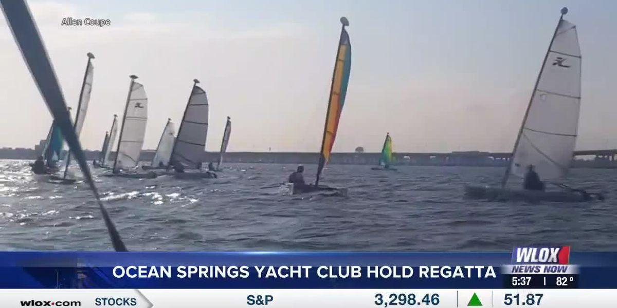 Ocean Springs Yacht Club host regatta for national championship