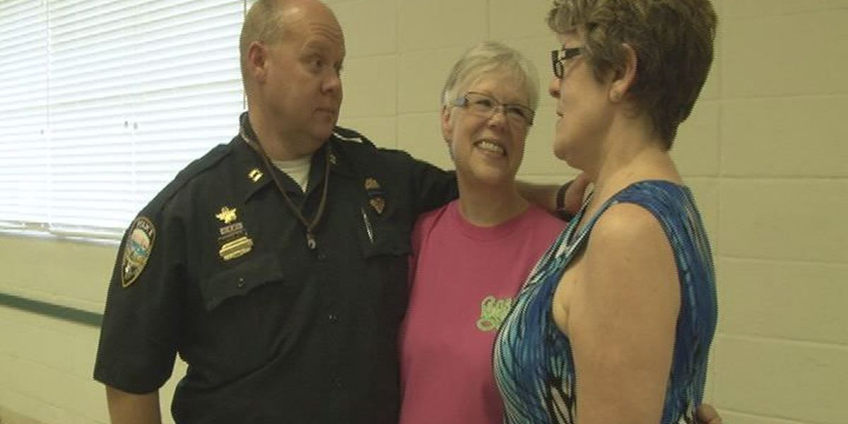 Gulfport church shows love and appreciation for police officers