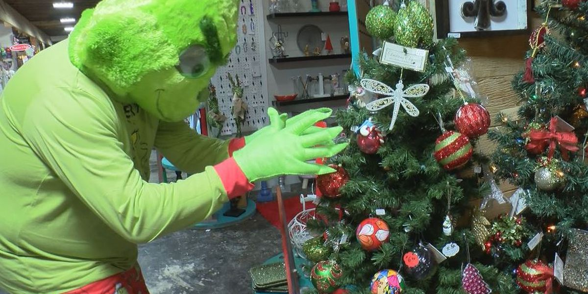 CHRISTMAS IS SAVED: Police arrest the Goula Grinch just in time for Christmas