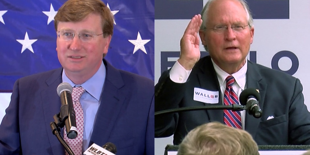 Tate Reeves and Bill Waller prepare for GOP gubernatorial primary runoff