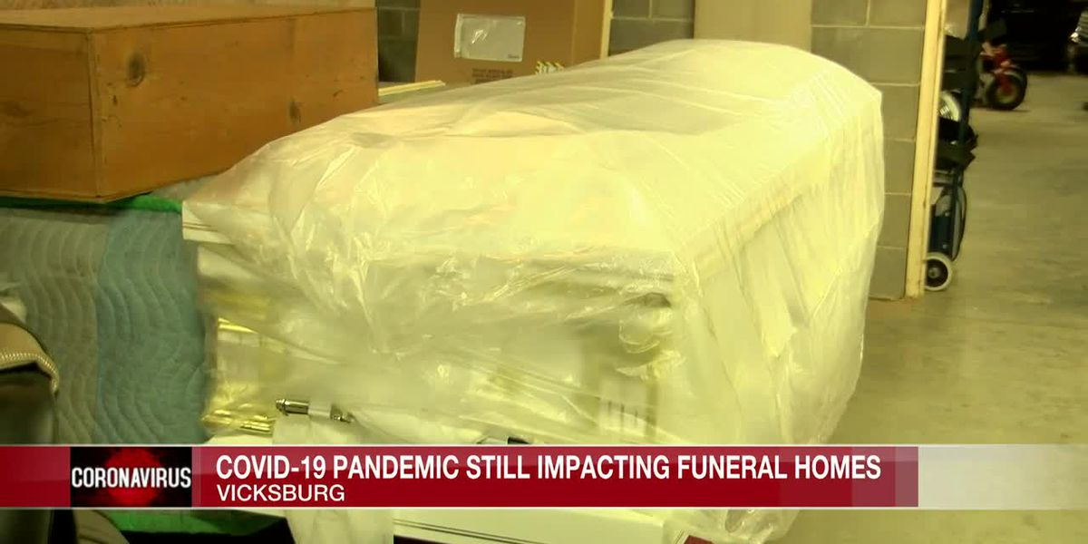 COVID-19 continues to impact funeral industry