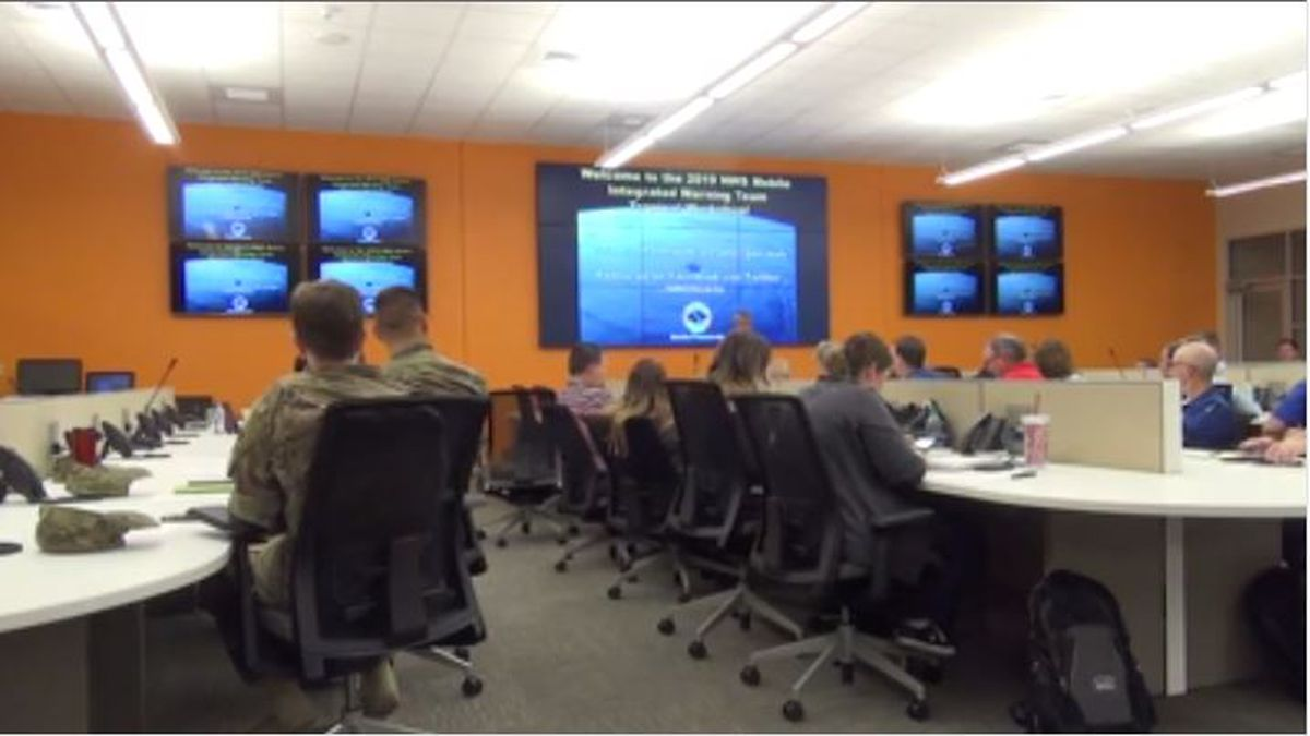 NWS holds meeting about hurricane preparedness