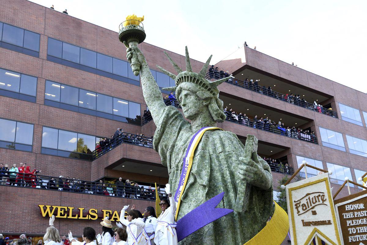 2021 New Year's Day Rose Parade canceled for coronavirus