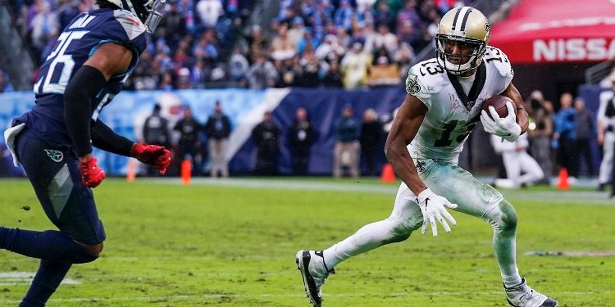 Saints storm back to beat Titans, 38-28