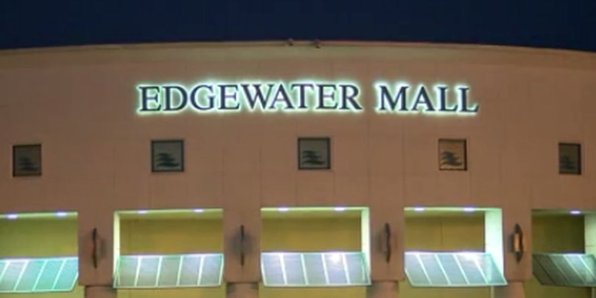 Edgewater Mall to close on Thanksgiving Day