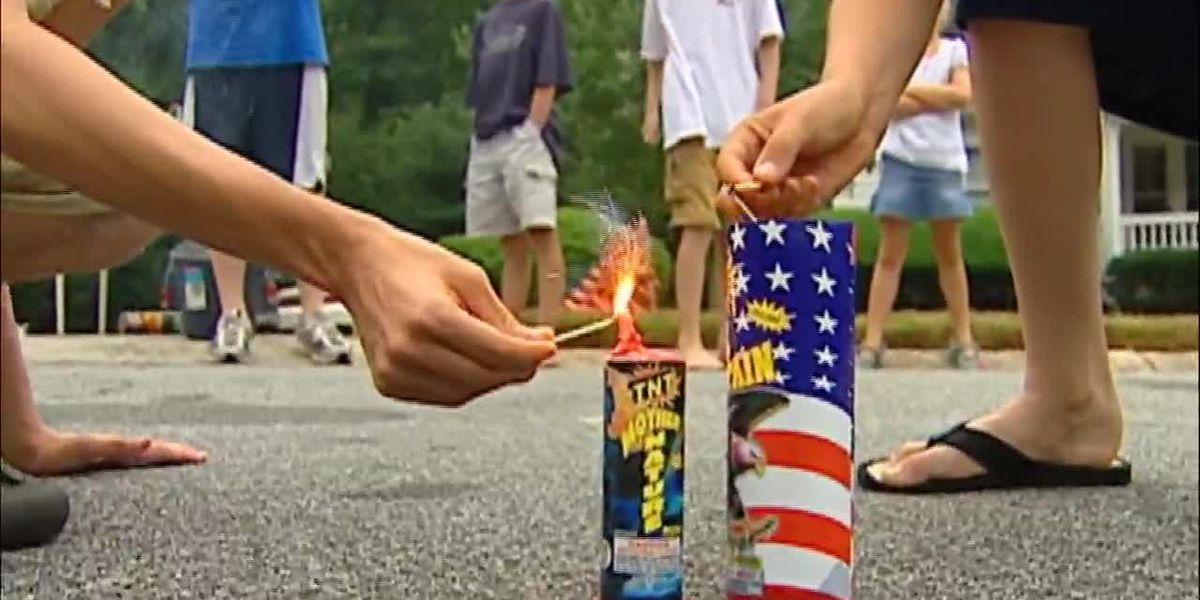 Tips for safely handling fireworks this Fourth of July