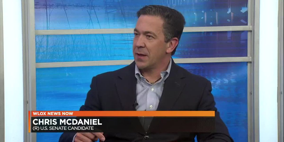 State Sen. Chris McDaniel on WLOX News This Week