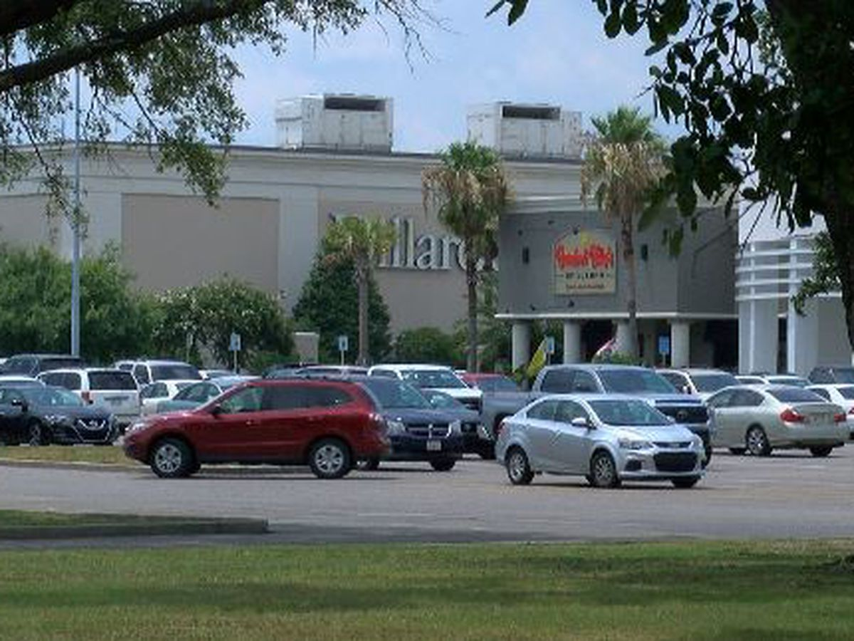 Edgewater Mall temporarily closing due to COVID-19 pandemic