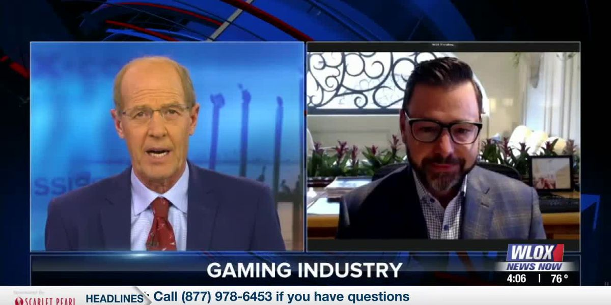 Beau Rivage President Travis Lunn on the state of the gaming industry