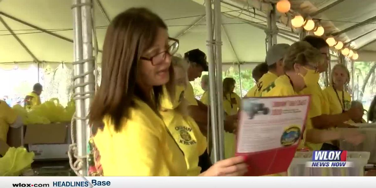 South Mississippi Strong: Husband and wife team volunteer at Cruisin' for over a decade