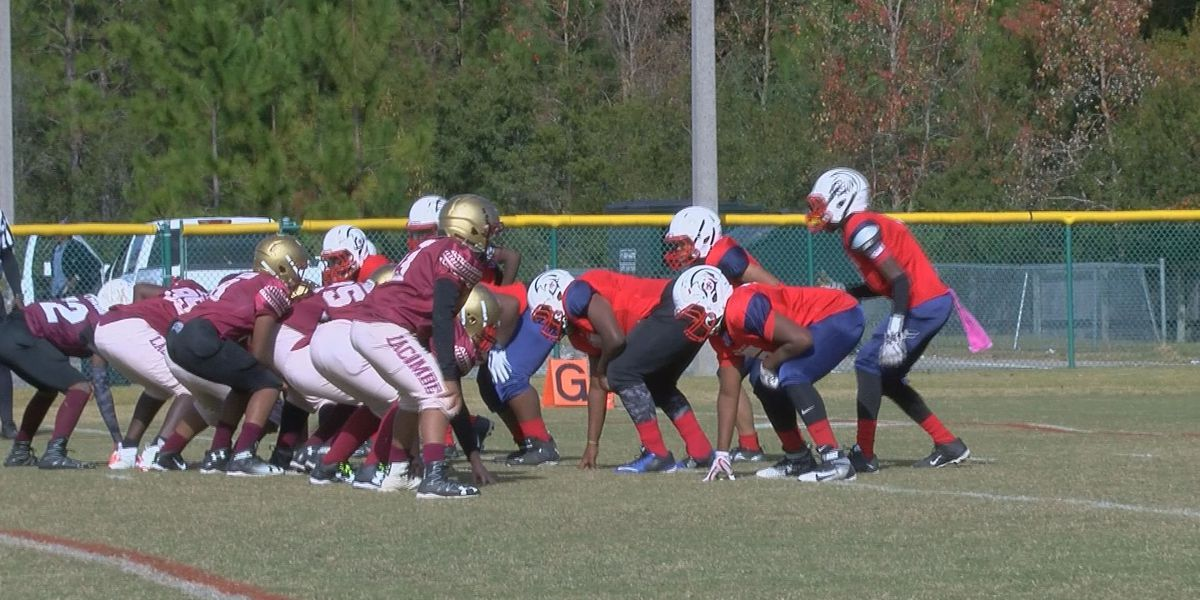 Youth football tournament aims to combat violence