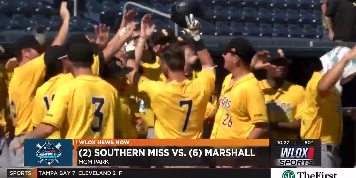 Southern Miss takes care of business against Marshall, winning 10-5