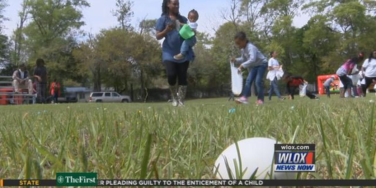 Soria City egg hunt aims to include all kids in Easter celebrations
