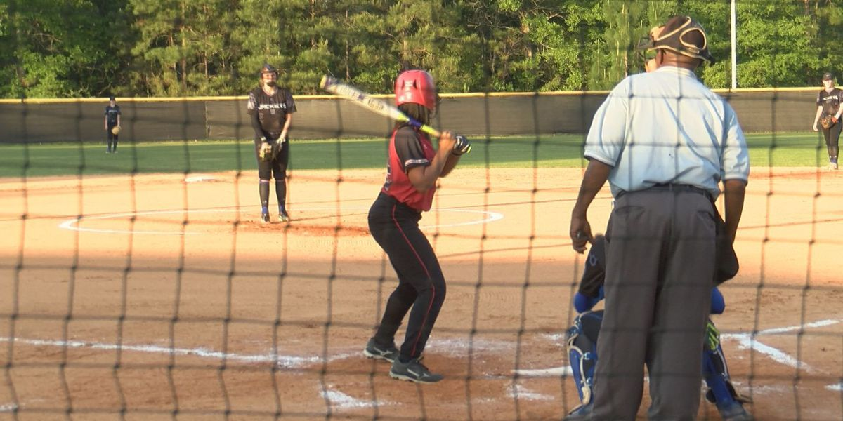 Harrison Central and West Harrison both advanced in the fast pitch softball playoffs on Wednesday