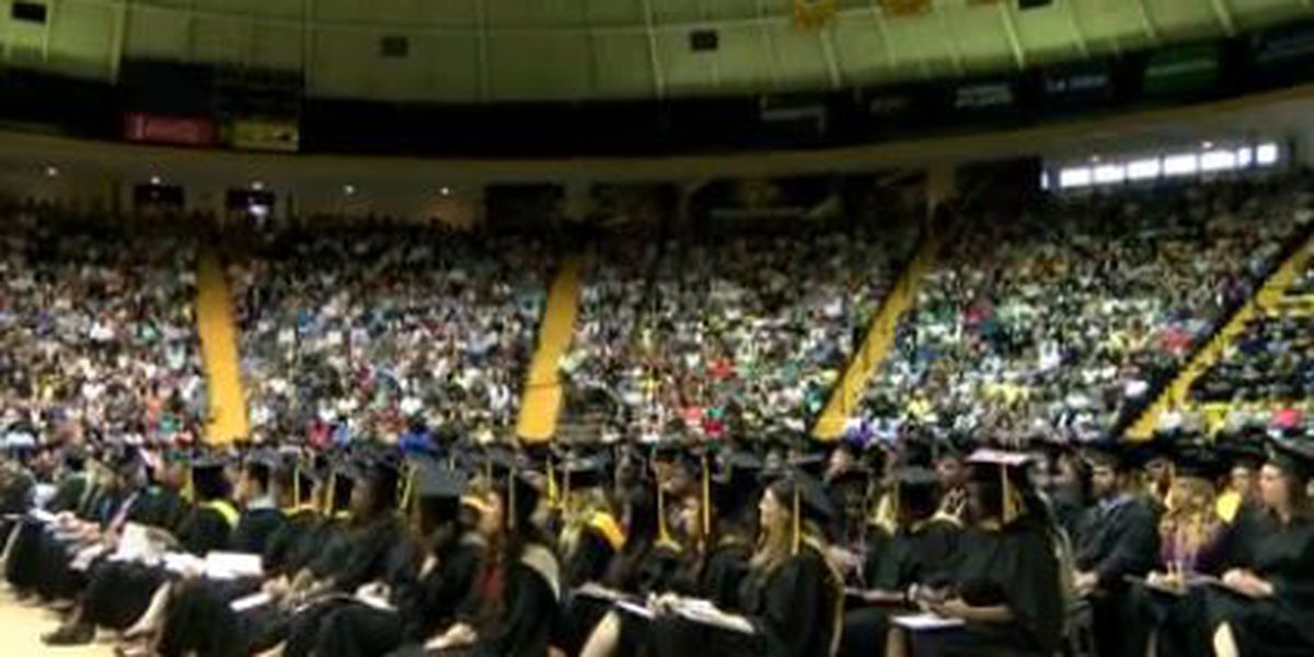 Southern Miss reschedules commencement dates