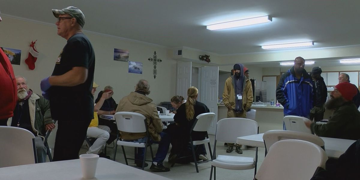 Salvation Army expresses doubt on declining homeless numbers