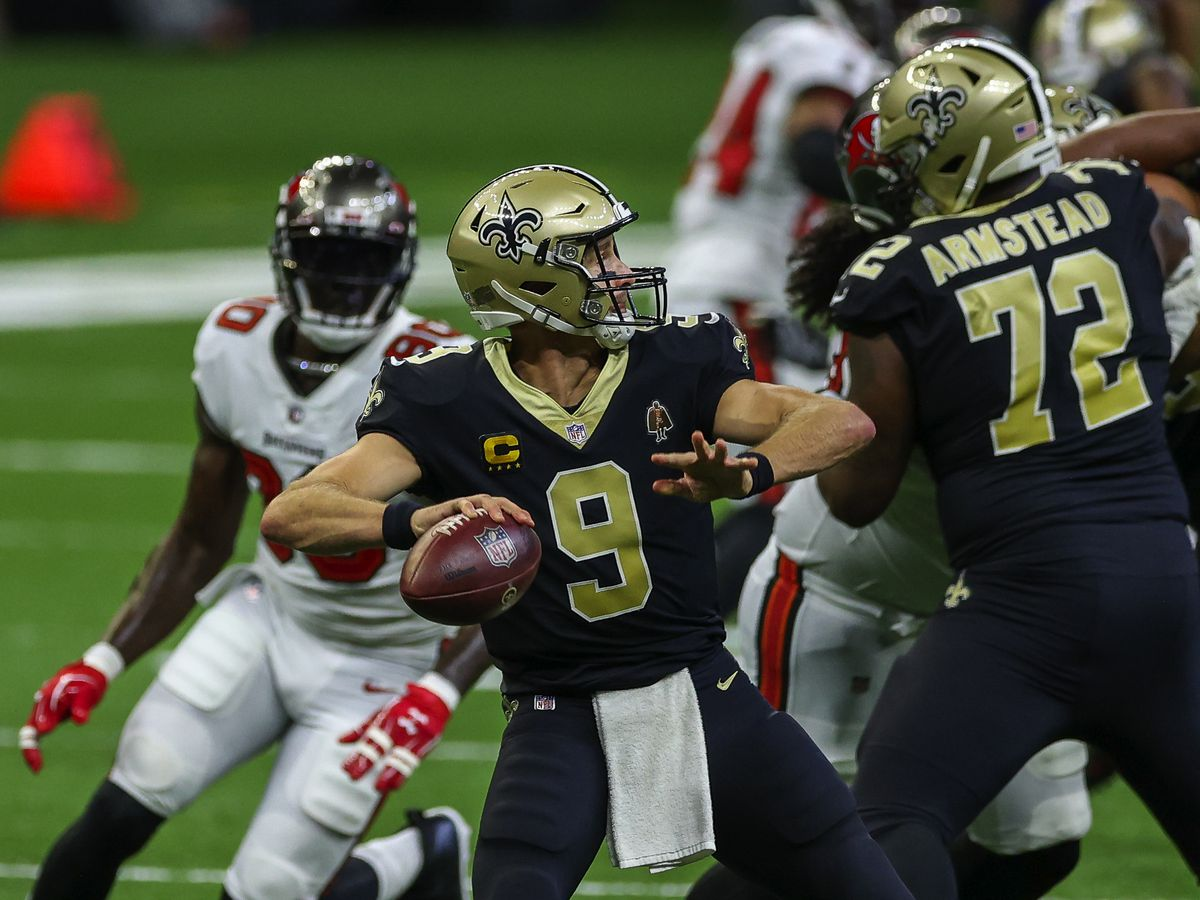 Saints preparing for familiar foe in Tampa Bay