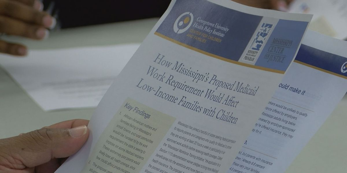 Concerns grow over Medicaid work requirement proposal