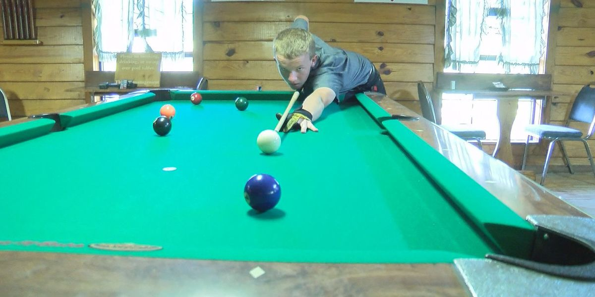 Moss Point High School student became a top flight billiards player by watching YouTube