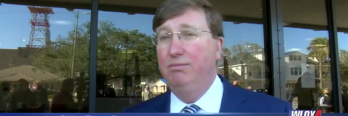 Gov. Tate Reeves frustrated with roll-out but sees the positive side