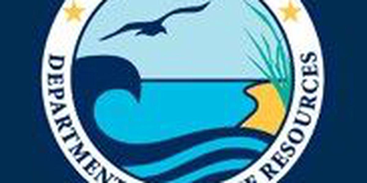 Mississippi Dept. of Marine Resources receives environmental award